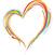 сердце мини